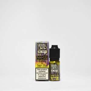 Double Drip E Liquid - Orange & Mango Chill - 10ml