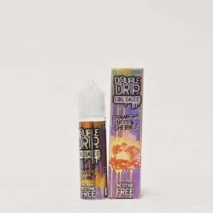 Double Drip E Liquid - Strawberry Laces & Sherbet - 50ml