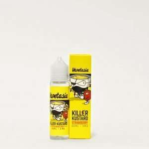 Vapetasia E Liquid - Killer Kustard Strawberry - 60ml