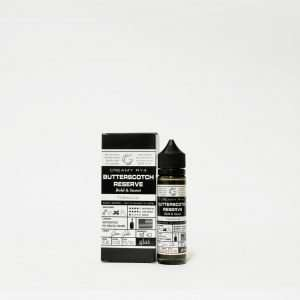 Glas Basix E Liquid - Butterscotch Reserve - 50ml