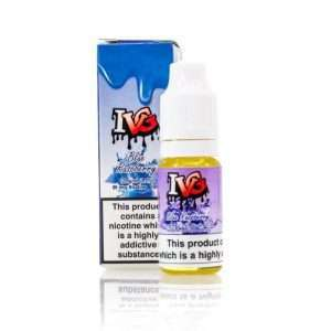 IVG E Liquid - Blue Raspberry - 10ml