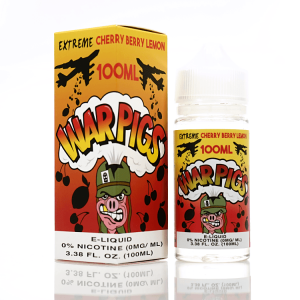 Cloud Thieves Vapour Company E Liquid - War Pigs - 100ml