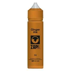 ZAP! Juice E Liquid - Ginger Ale - 50ml