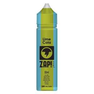 ZAP! Juice E Liquid - Lime Cola - 50ml