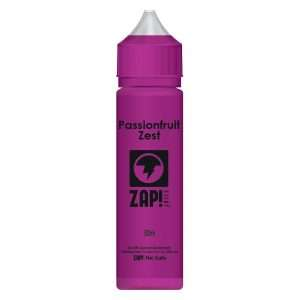 ZAP! Juice E Liquid - Passionfruit Zest - 50ml