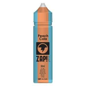 ZAP! Juice E Liquid - Peach Cola - 50ml