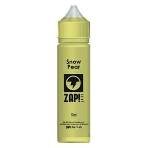 ZAP! Juice E Liquid - Snow Pear - 50ml