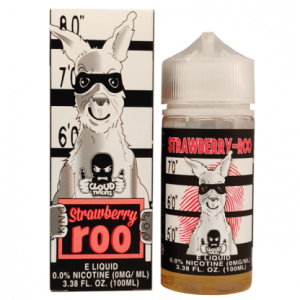 Cloud Thieves Vapour Company E Liquid - Strawberry Roo - 100ml