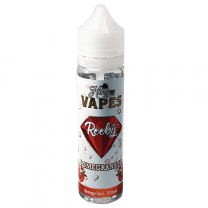 King Of Vapes Ruby E Liquid - Pomegranate - 50ml