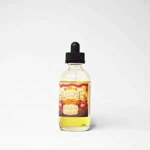 Food Fighter E Liquid - Krispie Red Jelly Cookies - 100ml