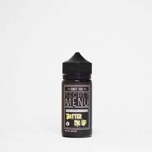 Secret Menu By Milkshake E Liquids - Butter Me Up - 80ml