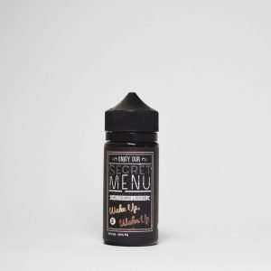 Secret Menu By Milkshake E Liquid - Wake Up Wake Up - 80ml
