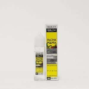 Pacha Mama E Liquid - Mango Pitaya and Pineapple - 50ml