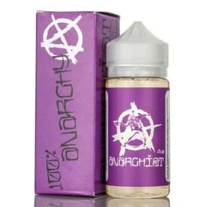 Anarchist E liquid – Purple - 100ml