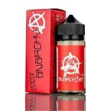 Anarchist E liquid – Red - 100ml