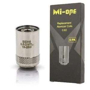 mi one aio replacement vape coils