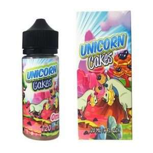Pancake Man by Vape Breakfast Classics - Unicorn Cakes - 100ml