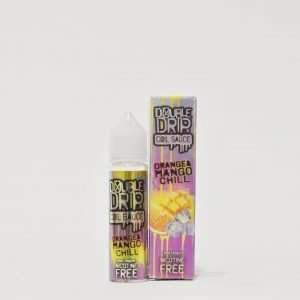 Double Drip E Liquid - Orange & Mango Chill - 50ml
